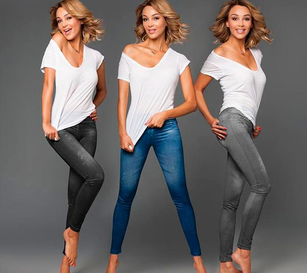 Легинсы Slim Jeggings