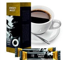 Действие Sweet Coffe